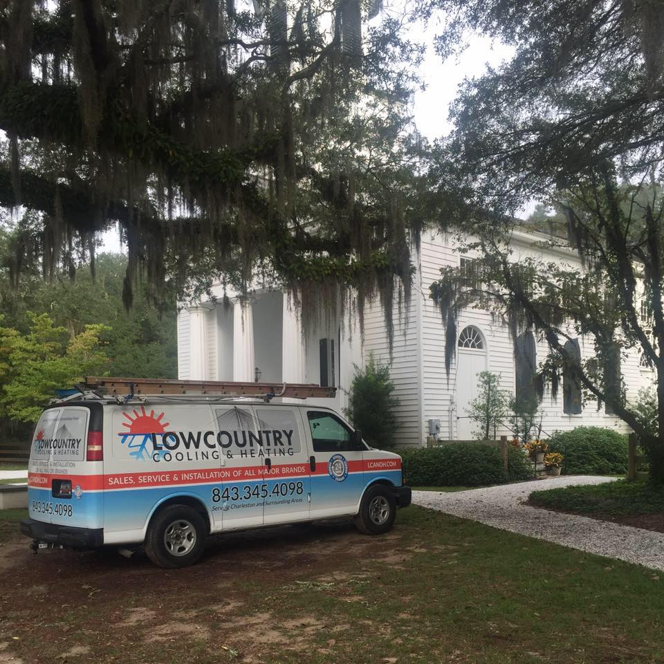Ladson Sc Downtown: Lowcountry Cooling & Heating